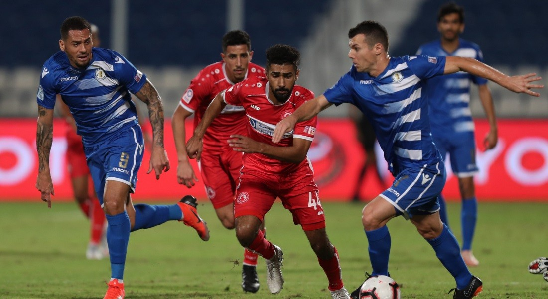 QNB Stars League Week 12 — Al Khor 0 Al Arabi 1