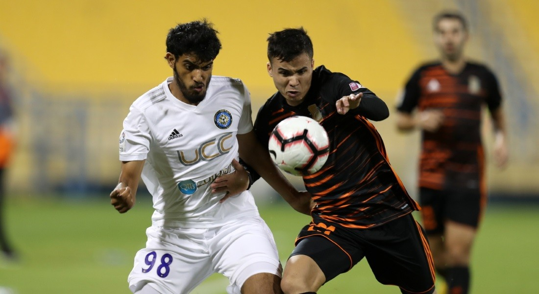 QNB Stars League Week 12 — Umm Salal 0 Al Sailiya 2