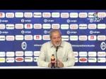 Rueda de prensa de Antonio Iriondo tras el CF Rayo vs UD Almería (2-0)