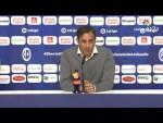Rueda de prensa de Fran Fernández tras el CF Rayo vs UD Almería (2-0)