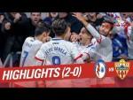 Resumen de CF Rayo Majadahonda vs UD Almería (2-0)
