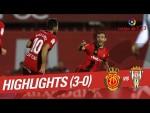 Resumen de RCD Mallorca vs Córdoba CF (3-0)