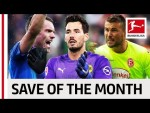 Top 5 Saves in October 2018 - Vote For Your Save Of The Month
