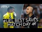 MCGREGOR, PAU LÓPEZ, #UEL BEST SAVES: Match Day 4