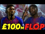 Should Barcelona Sell £100M FLOP Ousmane Dembele In January?! | Euro Round-Up