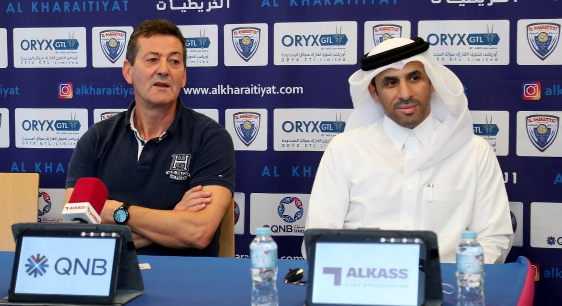We were unlucky, but optimistic: Al Kharaitiyat fitness coach Badarudeen
