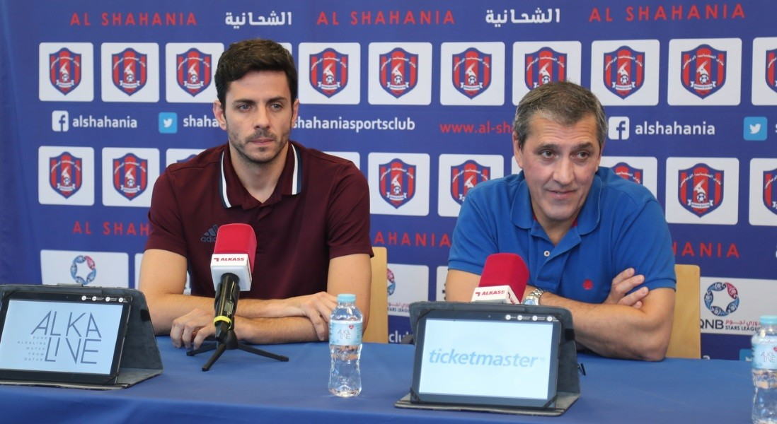 We're seeking a positive result: Al Shahania coach Murcia