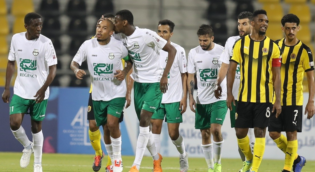 QNB Stars League Week 13 — Qatar SC 0 Al Ahli 1