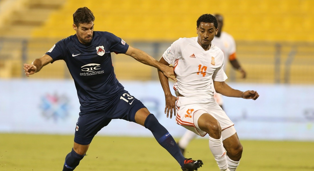 QNB Stars League Week 13 — Umm Salal 1 Al Rayyan 1