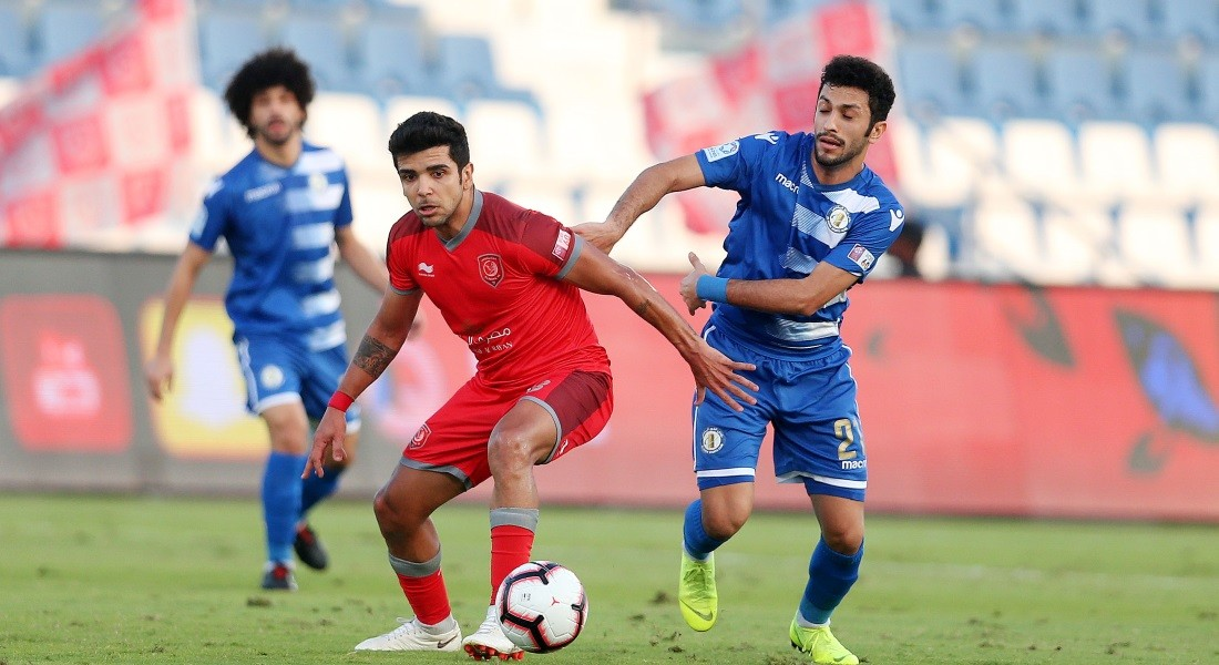 QNB Stars League Week 13 — Al Khor 0 Al Duhail 1