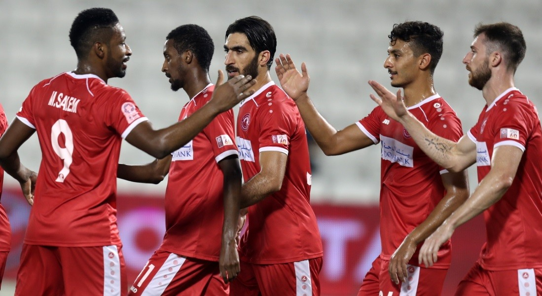 Al Arabi's Ahmed Ibrahim, Franco expected to be ready soon