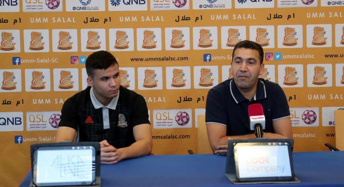 We've to be at our best: Umm Salal assistant coach Bouziane Ben Arabi