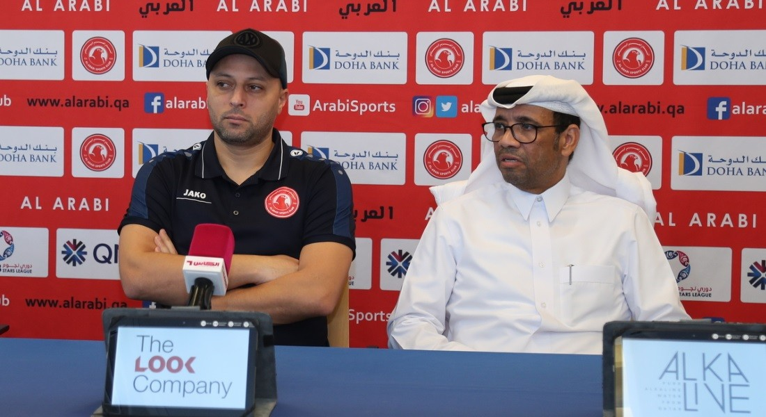 We'll go all out to win: Al Arabi coach Hatem