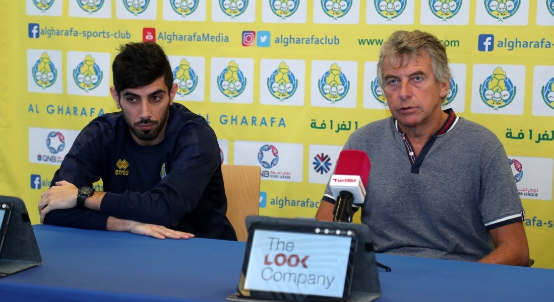 We seek a positive result against Al Sadd: Al Gharafa coach Gourcuff