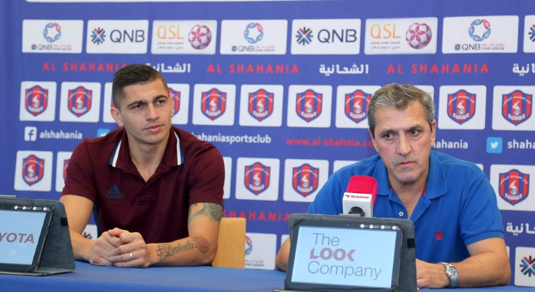 We target victory against Al Khor: Al Shahania coach Murcia