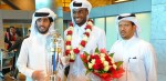 Abdelkarim: The award is a result of patience and hard work