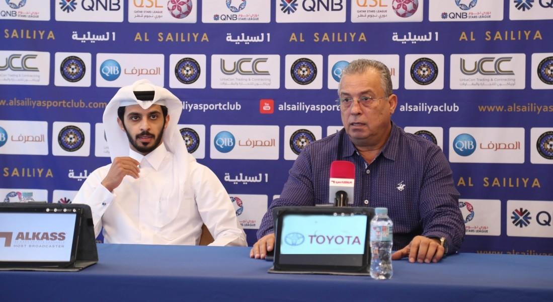 Our goal is three points against Al Khor: Al Sailiya assistant coach Nizar