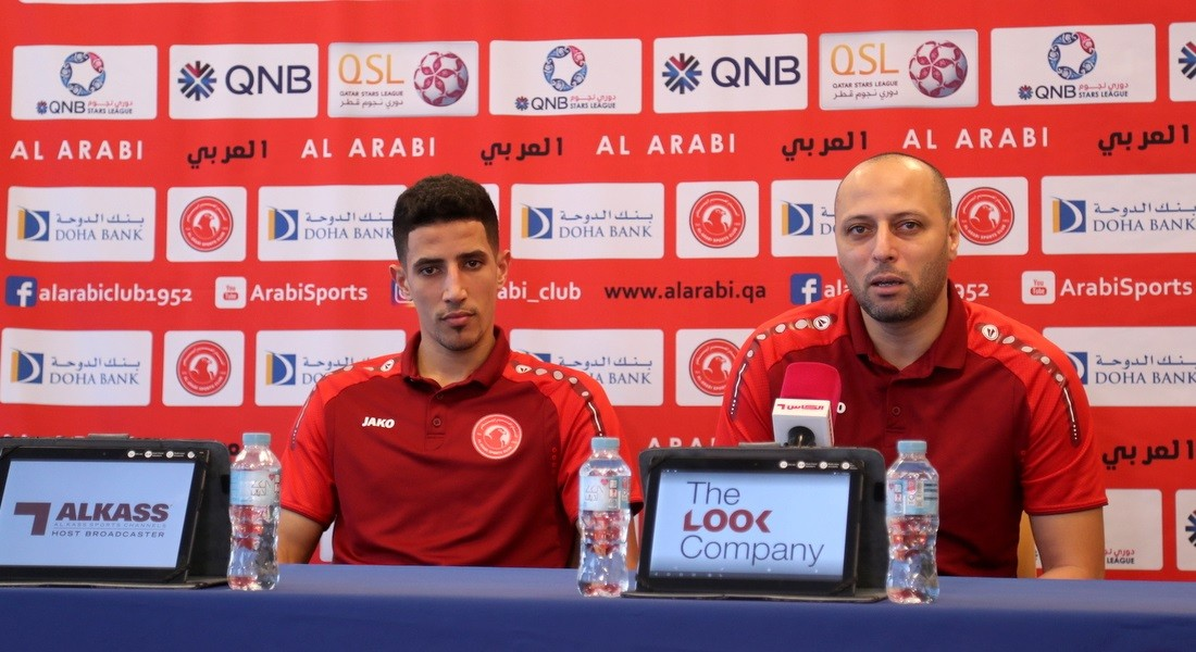 We're confident ahead of Umm Salal match: Al Arabi coach Hatem