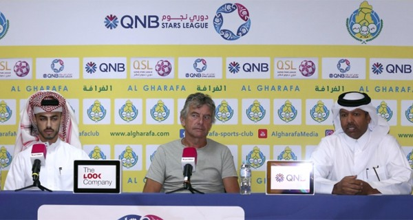 We can finish in the top four, says Al Gharafa coach Christian Gourcuff