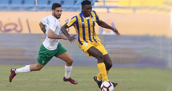 Moutaouali, De Jong star as Al Ahli beat Al Gharafa