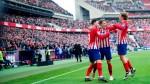Atletico Madrid beat Alaves to go level with La Liga leaders Barcelona