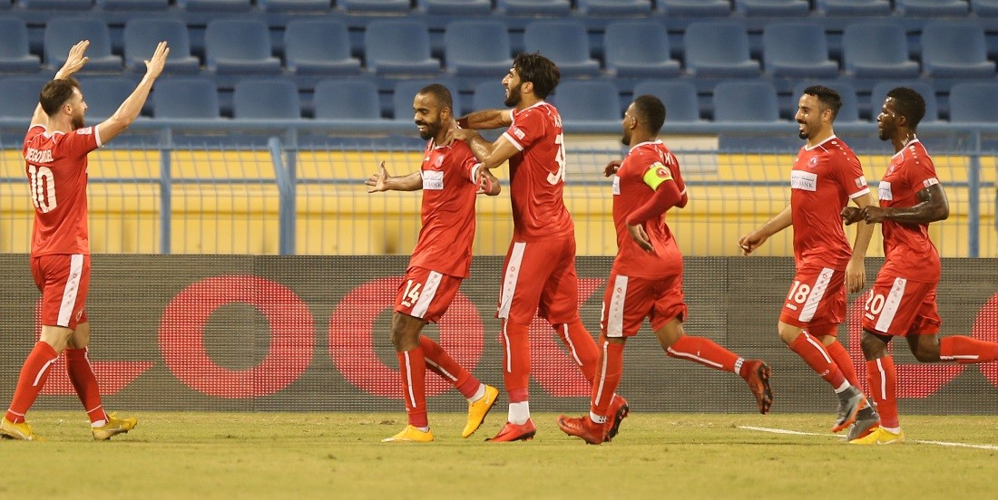 QNB Stars League Week 15 — Umm Salal 0 Al Arabi 3