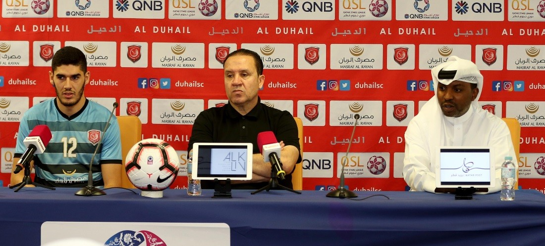 Our players will rise to the occasion against Al Sadd: Al Duhail coach Maaloul