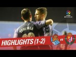 Highlights Real Sociedad vs Real Valladolid (1-2)