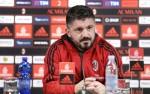 Gattuso: AC Milan were wanting in the final third
