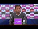 Rueda de prensa de Curro Torres tras el Real Zaragoza vs Córdoba CF (0-0)