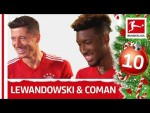 Polish Lesson with Lewandowski - Repeat After me - Bundesliga 2018 Advent Calendar 10