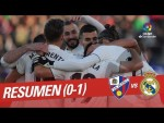 Resumen de SD Huesca vs Real Madrid (0-1)