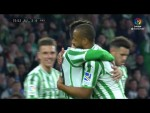 Golazo de Sidnei (2-0) Real Betis vs Rayo Vallecano