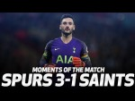 HUGO LLORIS MASTERCLASS | Moments of the Match | Spurs 3-1 Southampton