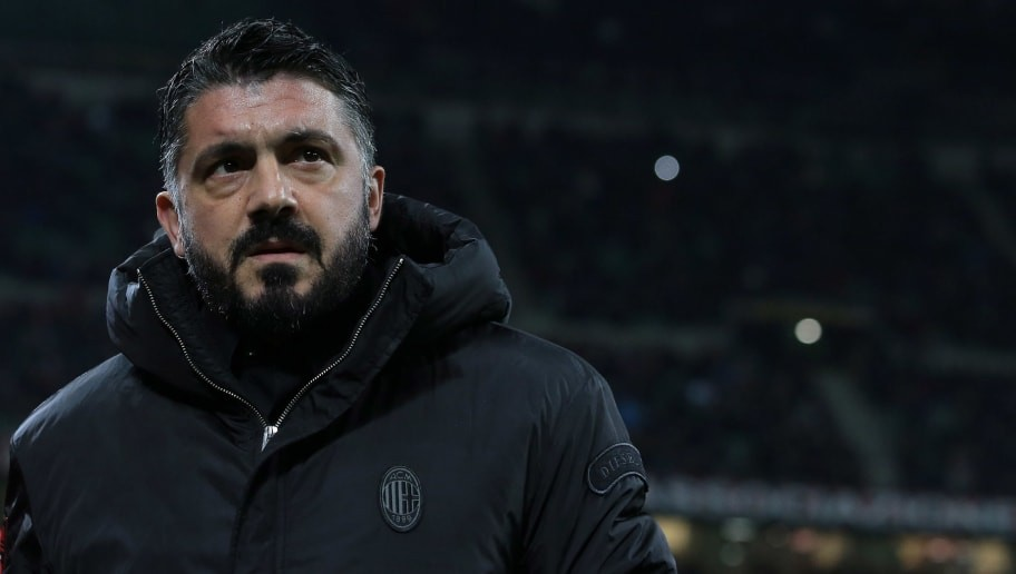 Gennaro Gattuso Plays Down 'Missed Opportunity' in Weekend Draw With Torino