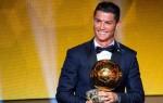 Cristiano Ronaldo: I think I deserve the Ballon d'Or every year