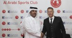 A big challenge, says new Al Arabi coach Hallgrimsson
