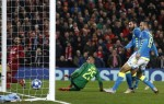 Anfield delivers Napoli a predictably painful Champions League exit
