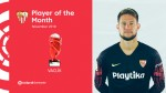 Tomas Vaclík is the LaLiga Santander Player of the Month for November