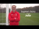 Sophie Bradley-Auckland: No Ordinary Footballer | Mum, care-home worker and LFC Captain
