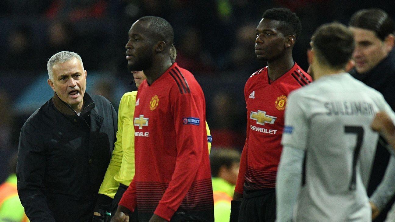 Man United's lack of team spirit, Mourinho's negativity explains wide gap to rivals Liverpool
