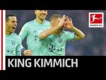 Joshua Kimmich Involved In All 4 Goals vs. Hannover