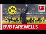 Klopp, Sahin and More - Best Dortmund Farewells