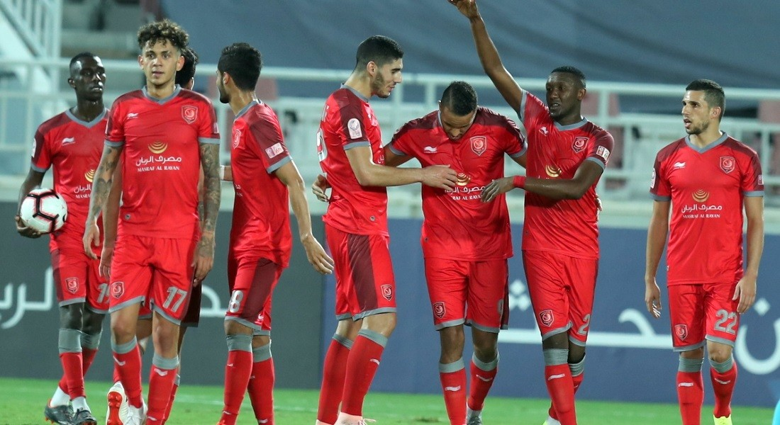 Al Duhail lose lead position after strong start