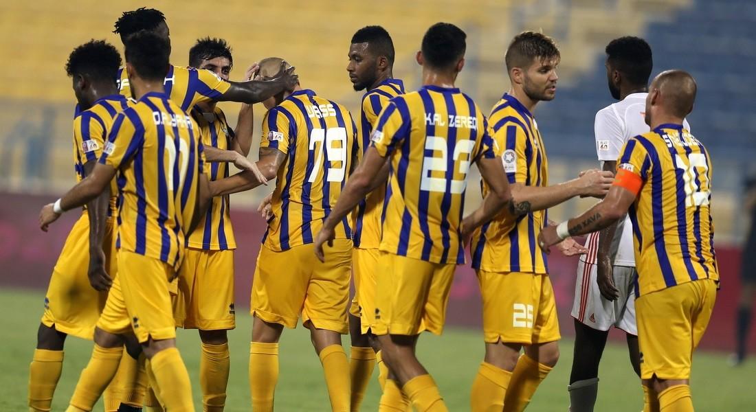 Al Gharafa… Hit by inconsistent performances