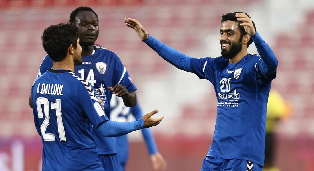 QSL Cup Round 5, Group A: Al Kharaitiyat bt Umm Salal 2-0, Al Arabi hold Al Gharafa 1-1
