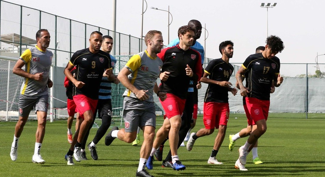 Al Duhail to face Kuwait SC in friendly on 21st January