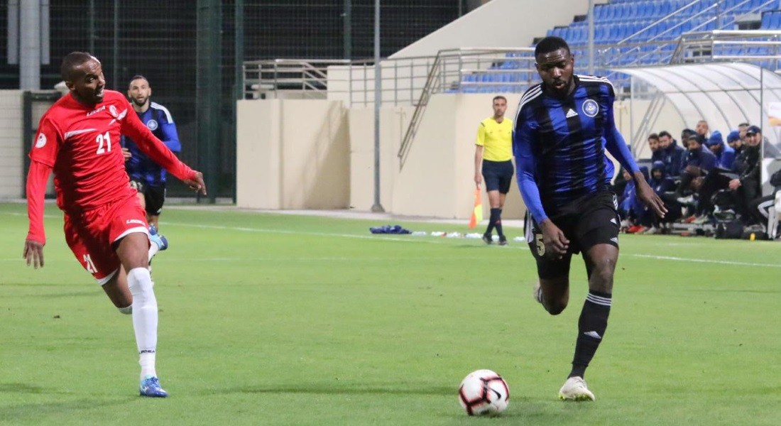 Al Sailiya beat Al Shamal in friendly game