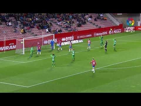 Resumen de Granada CF vs Elche CF (2-1)