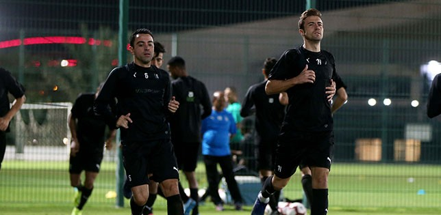 U23 trio returns to Al-Sadd, rest for the first team on Friday